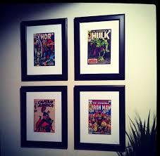 Ten ways to make your walls look amazing. Comic Book ...