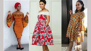 African Attire Outfits Designs African Dress Designs Fashion Dresses