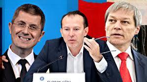 """Florin Cîțu le """"descifrează"""" celor din USR mesajul lui Iohannis..."""