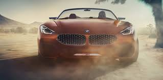 2018 bmw z4 roadster. contemporary bmw 2018 bmw z4 newgeneration roadster previewed for pebble beach show throughout bmw z4 t