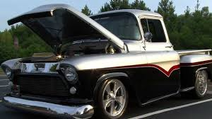 Awesome 56 Chevy Trucks - YouTube