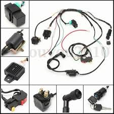 a pit bike wiring on wiring diagram wiring harness loom solenoid coil rectifier cdi 50 110 125cc pit sand rail wiring a pit bike wiring