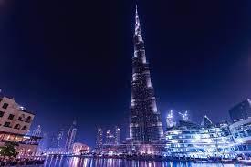 Burj Khalifa Dubai Night Wallpaper ...