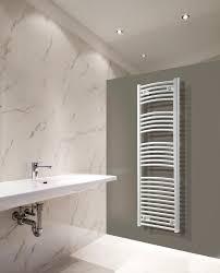 ... Hot water towel radiator / metal / contemporary / vertical RICHMOND  PLUS DE'LONGHI RADIATORS ...