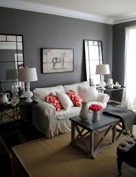 Living Room Grey Room Decors Coastal Living Interior Room Decors In Brown And Grey