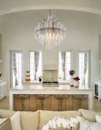 Kitchen Chandelier Lighting Manhattan By Corbett Lighting How Striking Is This Lighting