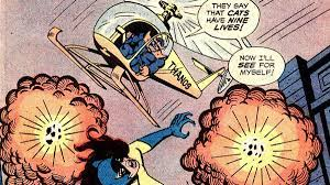 Thanos Helicopter on This Week's 'Loki ...