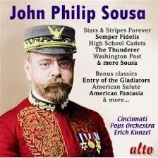 「John Philip Sousa」の画像検索結果