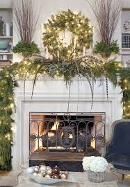 Pictures Of Christmas Mantel Decorating Ideas Images Fireplace Christmas Fireplace Mantel