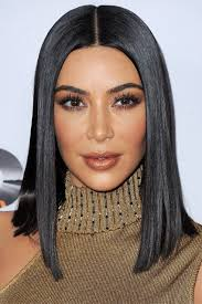 50 cute bob and lob haircuts 2018 best celebrity long bob hairstyles regarding wonderful black and blonde choppy hairstyles