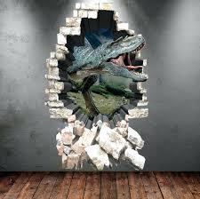 3d dinosaur wall art like this item decor on 3d dinosaur wall art decor with 3d dinosaur wall art like this item decor kristiansandnorway fo