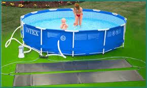 intex above ground swimming pool. El Nino Solar Heating For Swimming Pools Intex Above Ground Pool