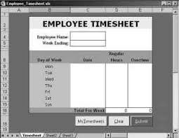 how to make a timesheet in excel step creating a timesheet spreadsheet excel 2002 vba xml asp