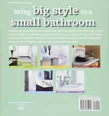 Small Picture Small Bath Solutions Better Homes Gardens Decorating Amazon