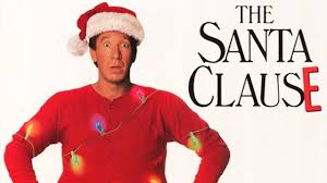 the santa clause 1994 poster.  The Review 368 The Santa Clause 1994 On 1994 Poster
