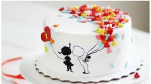Wedding Anniversary Cake Decorating For Beginnerromantic