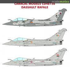 Dassault Rafale - International, Caracal Models CD48156 (2020)