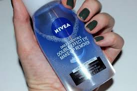 nivea double effect eye makeup remover review 5