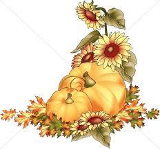 Pumpkins At Harvest Color Clipart Fall Fall Clip Art