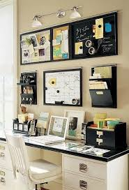 Five Small Home Office Ideas | Space crafts, Office makeover and Farmhouse  style