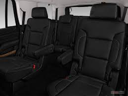 2018 chevrolet tahoe rear seat
