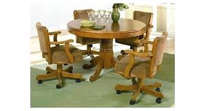 dining chair caster full size of dining chair room chairs with casters brilliant rolling within 7