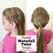 Twist Braids Hair Style double waterfall twist braids hair by lori 5358 by wearticles.com