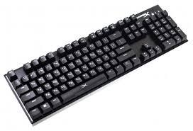 <b>Клавиатура HyperX Alloy</b> FPS (Cherry MX Blue) Bl... — купить по ...