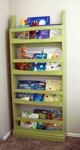 Face Front Bookshelf