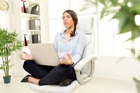 office meditation. Office Meditation. Meditation E