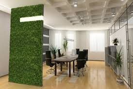 improving acoustics office open. A Plant Wall For Acoustics Improving Office Open