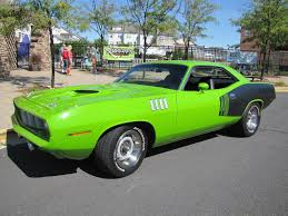 SOLD SOLD SOLD 1971 CUDA 44 4 SPEED @ ERIC'S MUSCLE CARS - YouTube