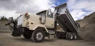 western star trucks 4900 4900xd offroad dump