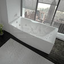 <b>Акриловая ванна Акватек Феникс</b> 170 без гидромассажа 170x75 ...