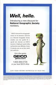 Now, geico has expanded their clientele, and they offer insurance on more than auto insurance to include boats. Amazon Com Print Ad 2012 Geico Is Known For Saving People Maney On Car Insurance Posters Prints