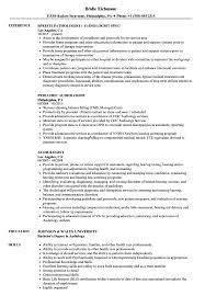 Hearing Instrument Specialist Sample Resume Audiologist Resume Samples Velvet Jobs 22