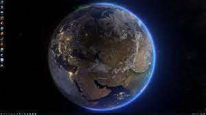 3D Earth Time Lapse PC Live Wallpaper ...