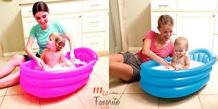 inflatable travel baby bathtub ideas