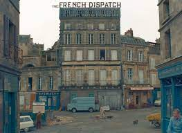 Where was The French Dispatch filmed ...