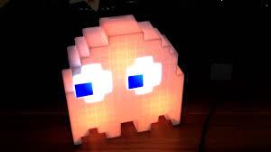 Paladone Pacman Ghost Light Neon Pac Man Light