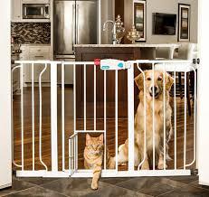 Top 5 Best Baby Gates with Pet Door | 2018 Reviews | ParentsNeed