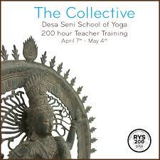 the collective 200 hour yoga teacher