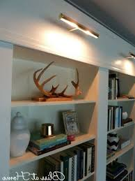 ikea bookcase lighting. Bookcase Lighting Ikea Billy Library Wall Lights On Remote (450 X 600px B