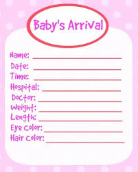 Printable Baby Book Pages - Girl Cover. Cover art. 2bbarrivalpagegirl GIRL