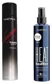 Набор <b>Matrix</b> Vavoom <b>freezing</b> spray + Heat buffer — купить по ...