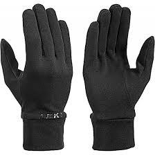 Leki Gloves Size Chart Buy Leki Inner Glove Black Online Now Www Exxpozed Com
