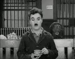 # coffee # cute boy # national coffee day # i love coffee # sorority noise. Best Charlie Chaplin Coffee Gifs Gfycat