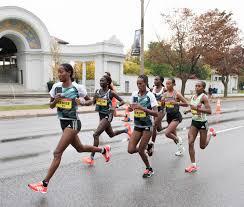 Toronto Waterfront Marathon Elevation Chart Ethiopian Excellence To Continue At Scotiabank Toronto