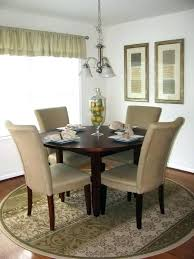 best rug for under kitchen table area design ideas dining nightmares updates