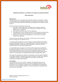 Free Resume Consultation Report Requirements Template Awesome 100 Risk assessment Report 82